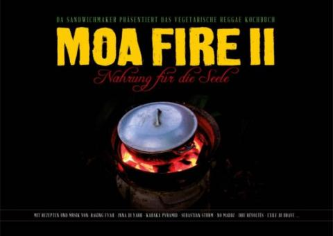 MOA FIRE Band 2 - Nahrung für die Seele